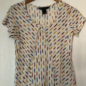 Marc Jacobs short sleeved top..
